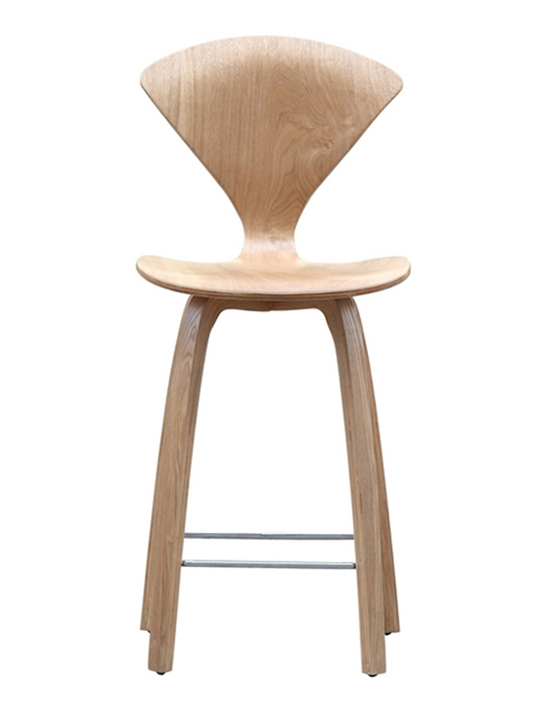 Natural Spider Barstool