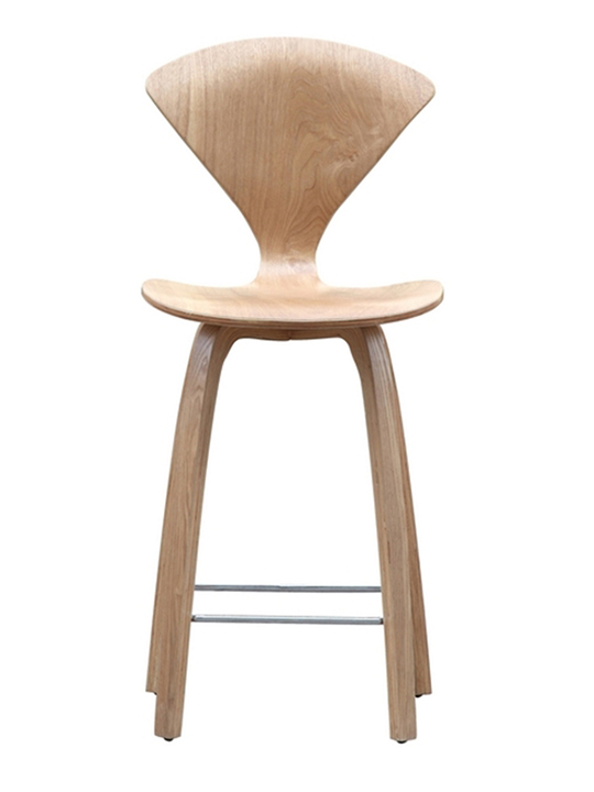 Natural Spider Counter Stool
