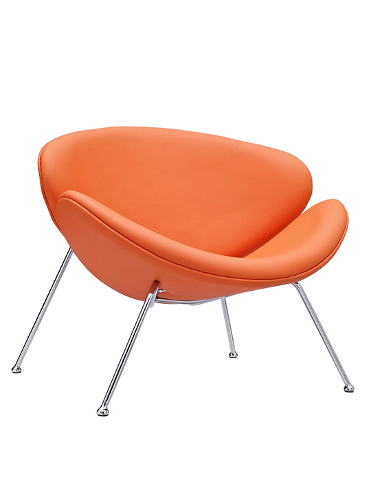 Orange Coconut Chair1