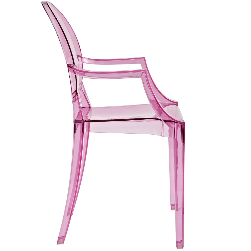 Pink Throne Chair 2