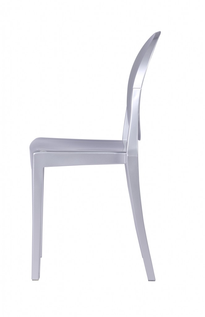Silver Side Chair 3