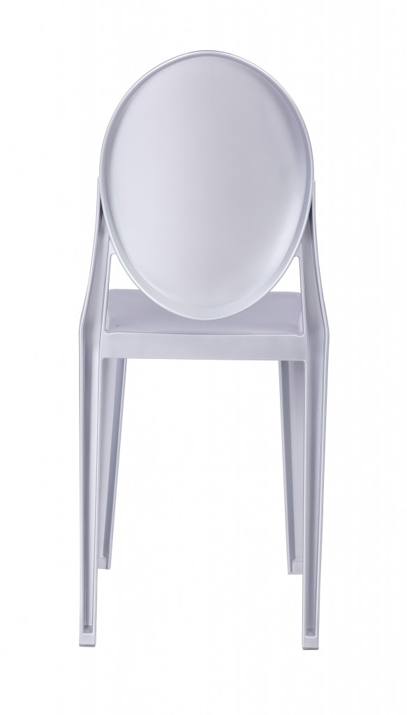 Silver Side Chair 4