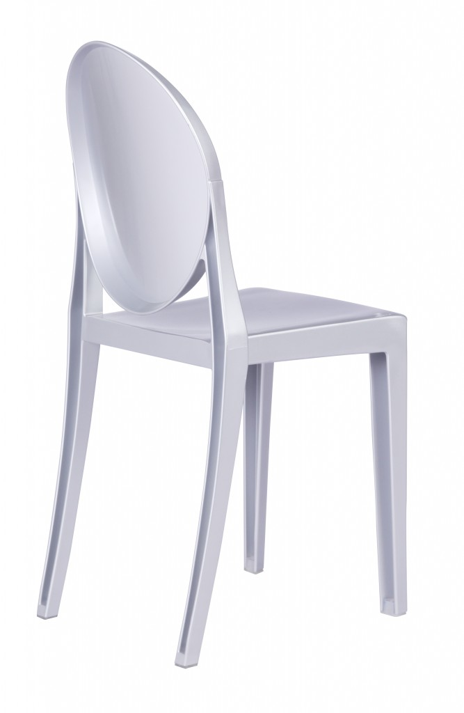 Silver Side Chair 5