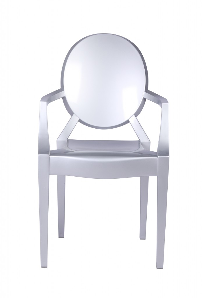 Silver Throne Armchair 694x1024
