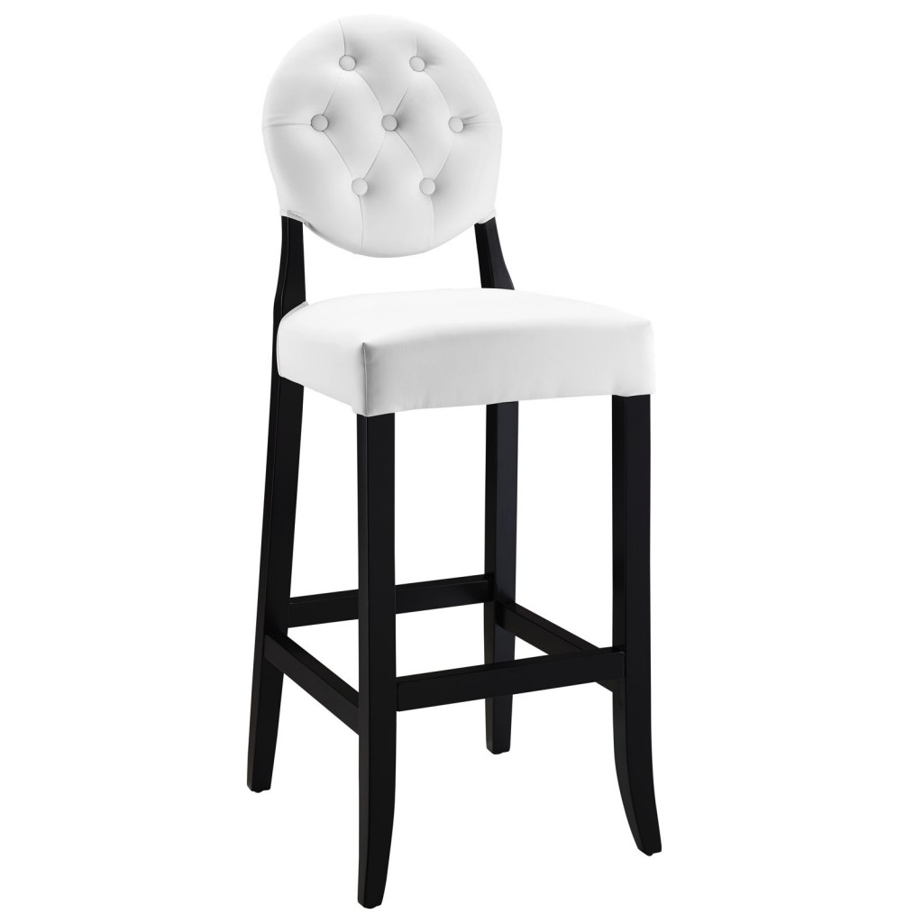 White Heirloom Barstool