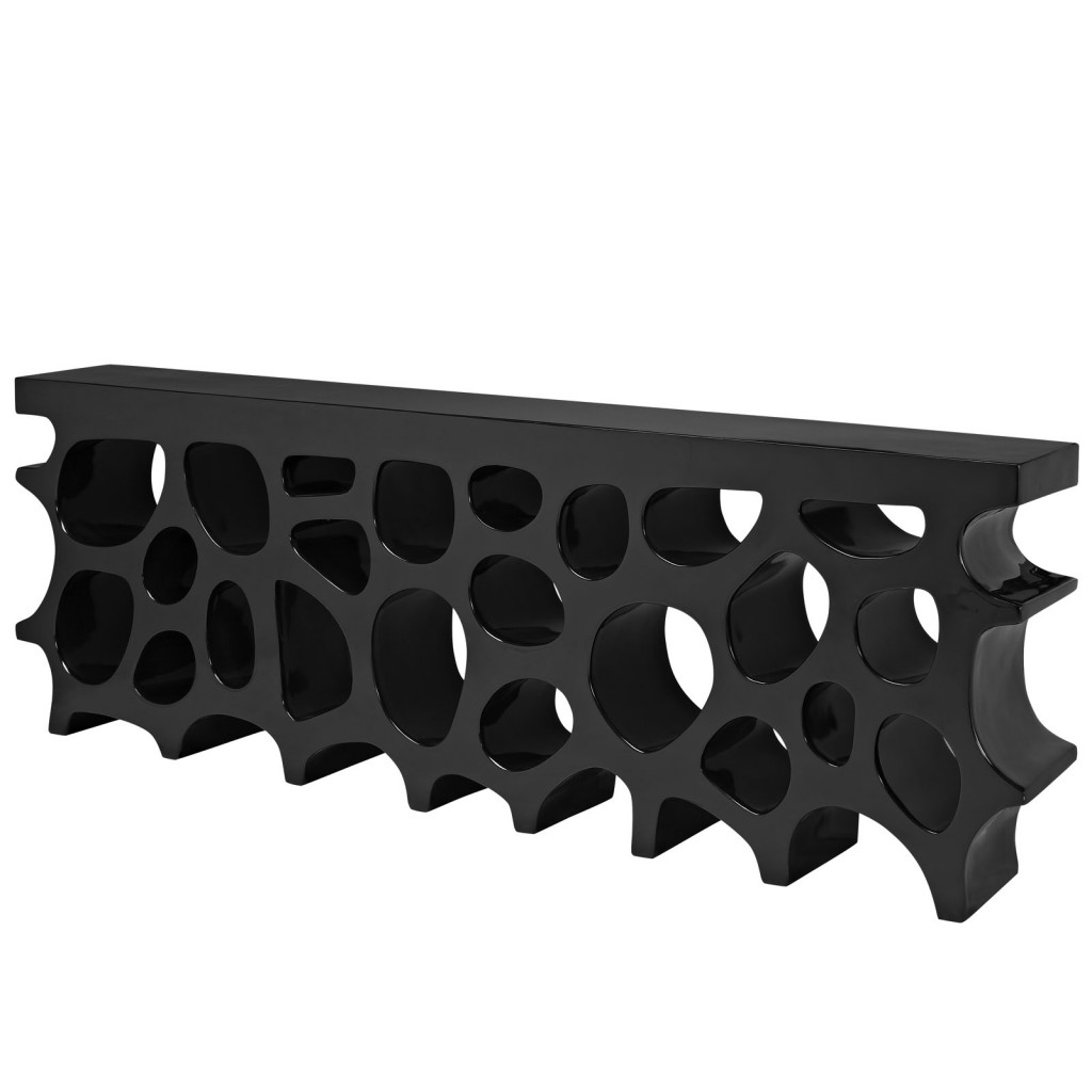 Black Hive Console Table 3
