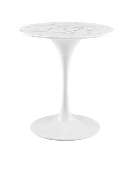 White Brilliant Marble 28 Table