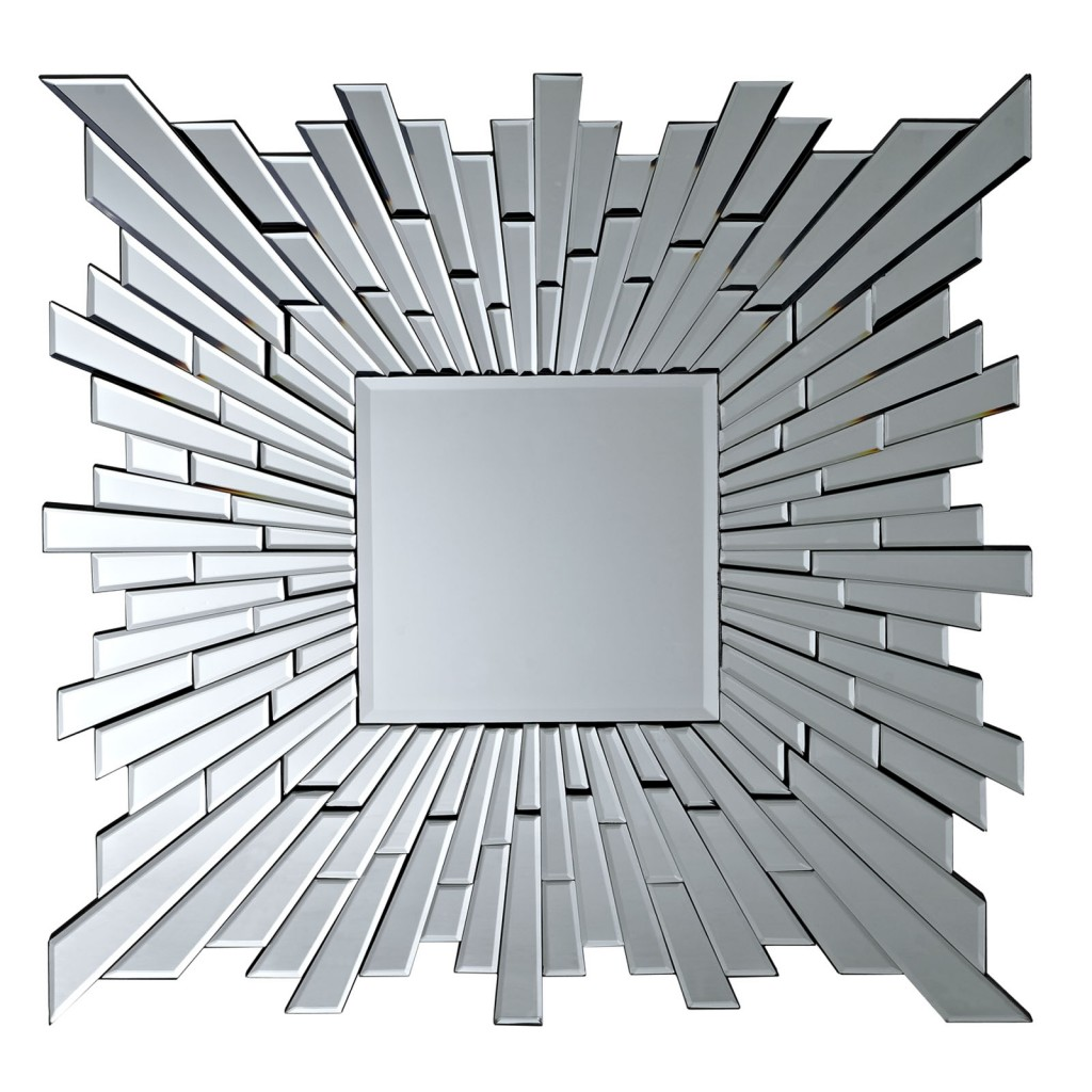 Essential Square Wall Mirror