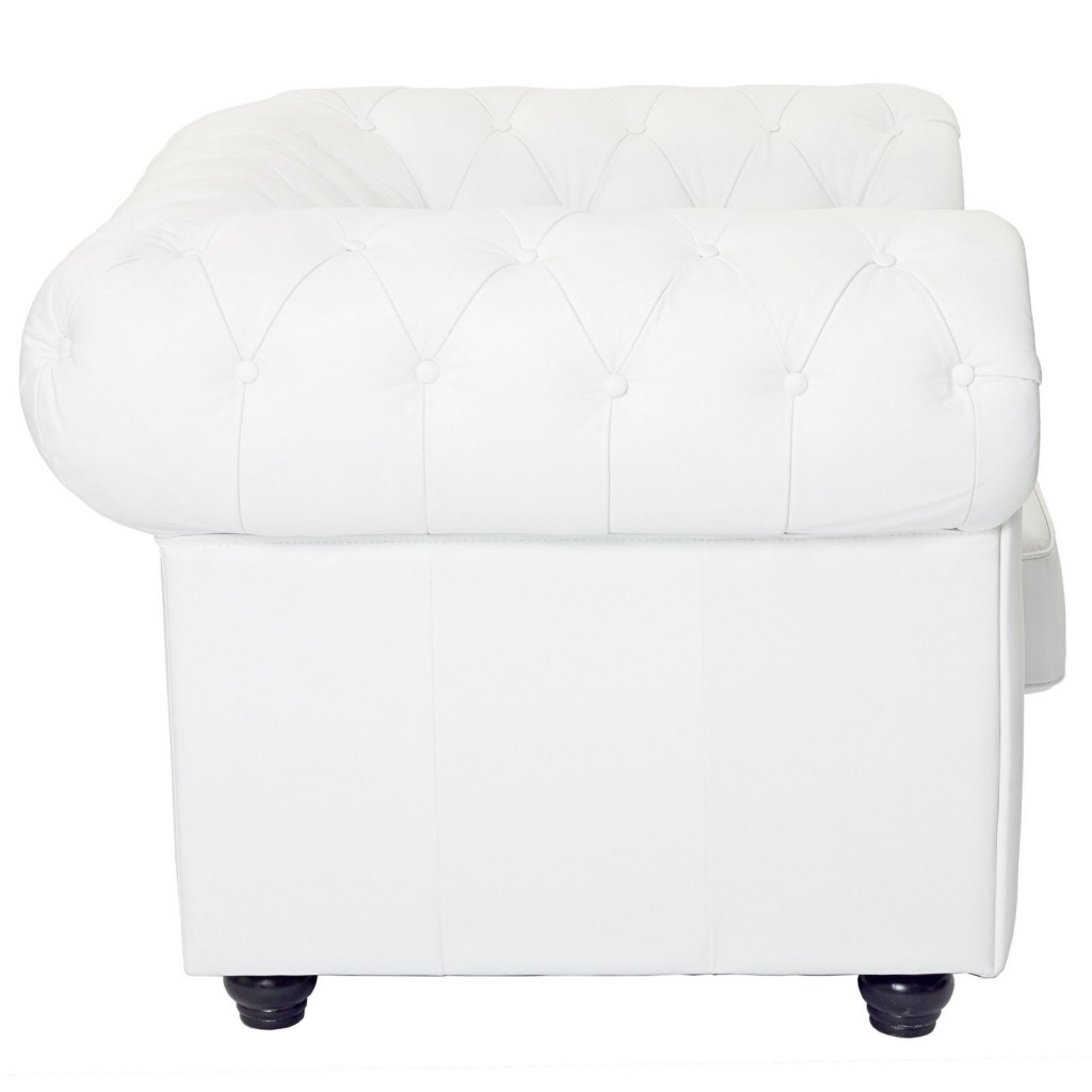 Grand Armchair White 3