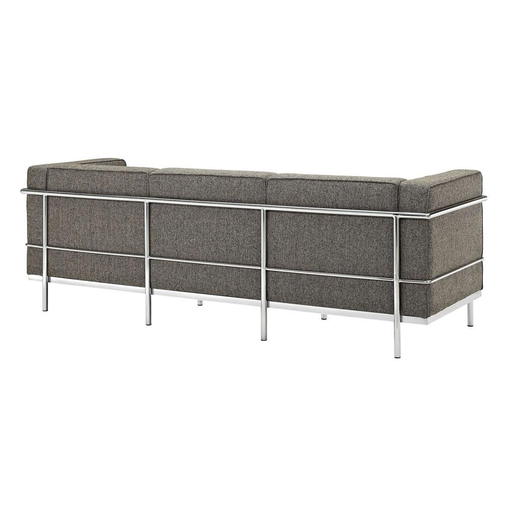 Simple Large Wool Sofa Oatmeal 2