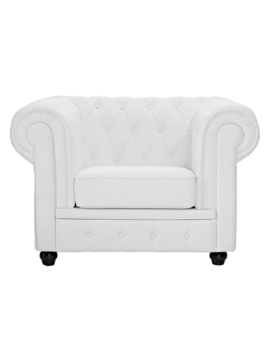 White Grand Armchair1