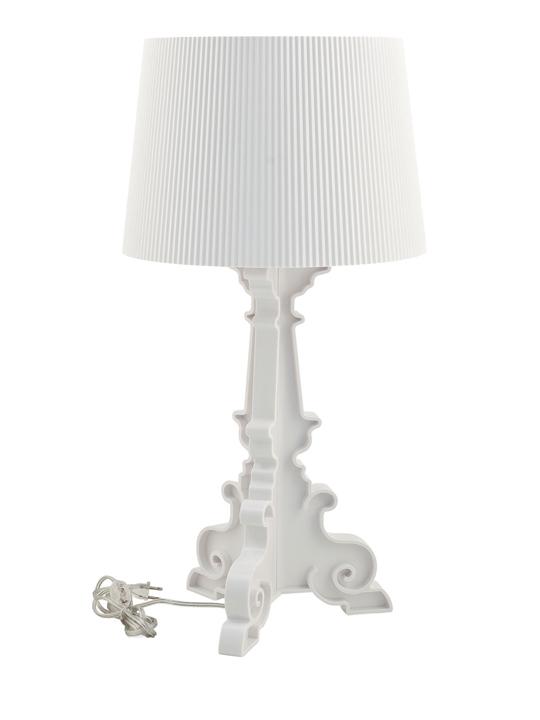 White Transparent Acrylic Lamp