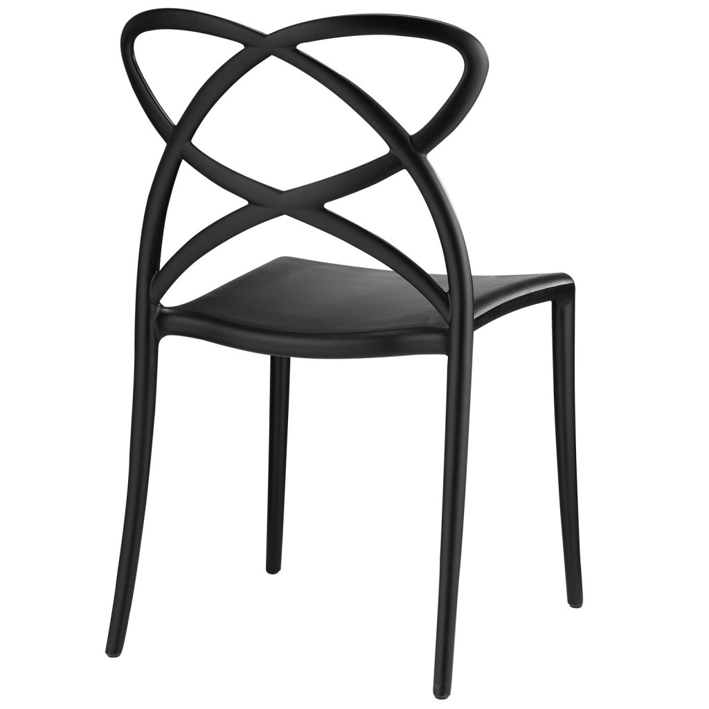 Black Atom Chair 3