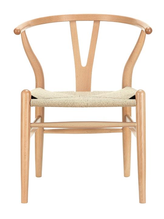 Natural Hemp Chair