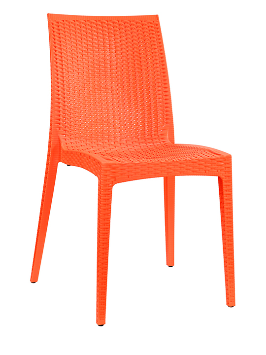 Orange Tibi Chair