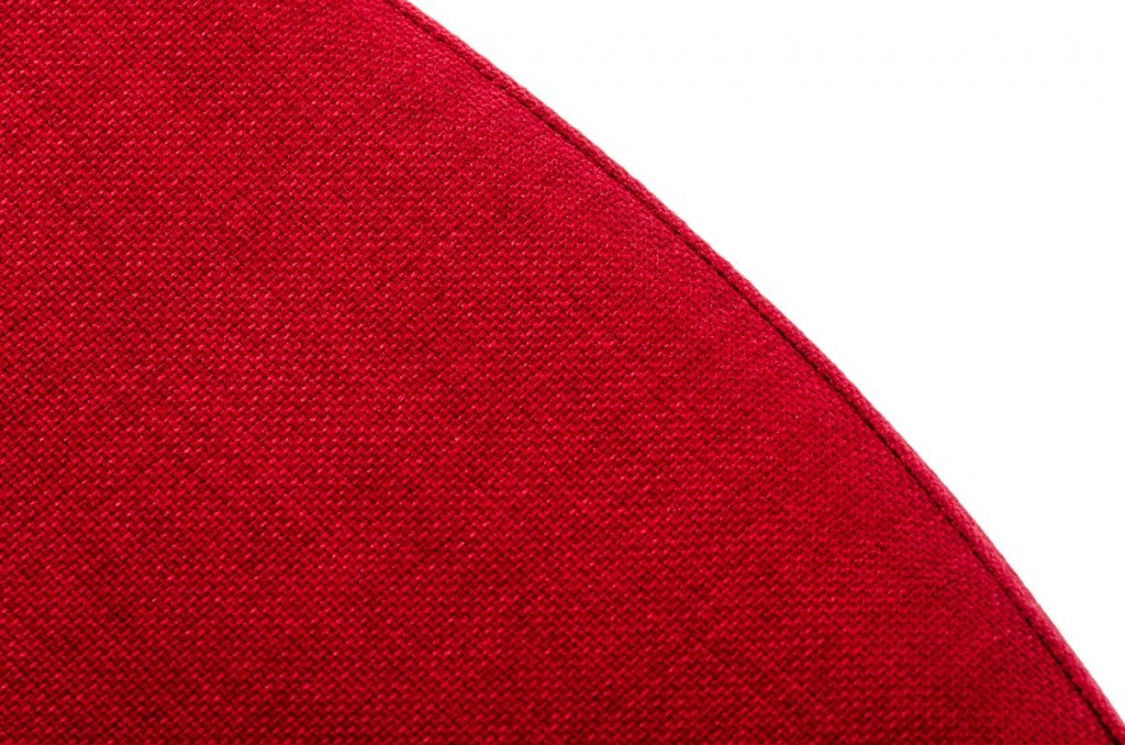 Porter Red Wool Chair 3