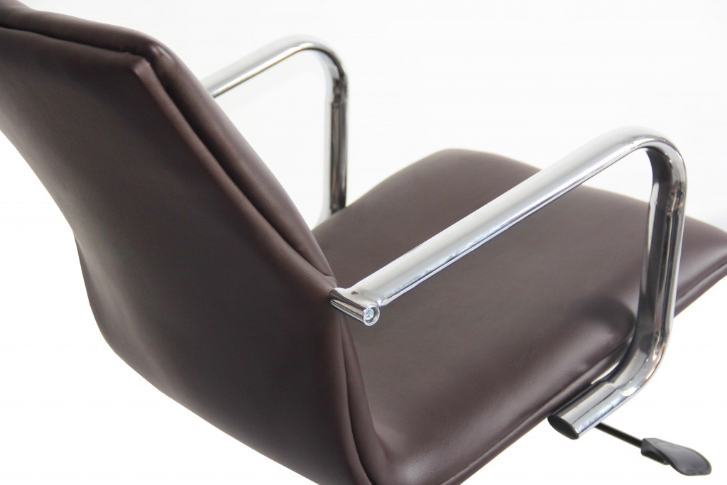 Profile Office Chair Dark Brown 2