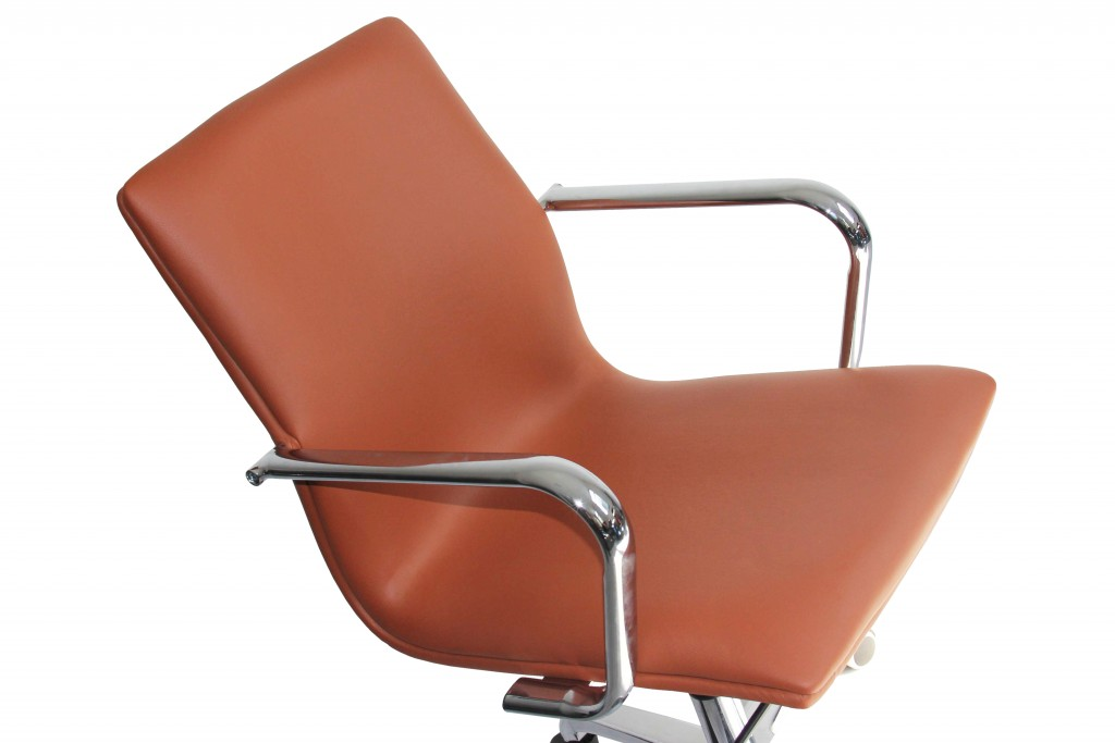 Profile Office Chair Light Brown 2