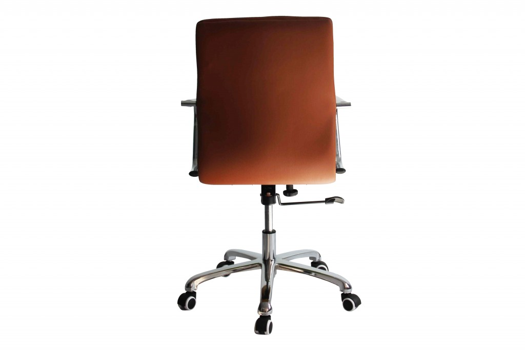 Profile Office Chair Light Brown 3