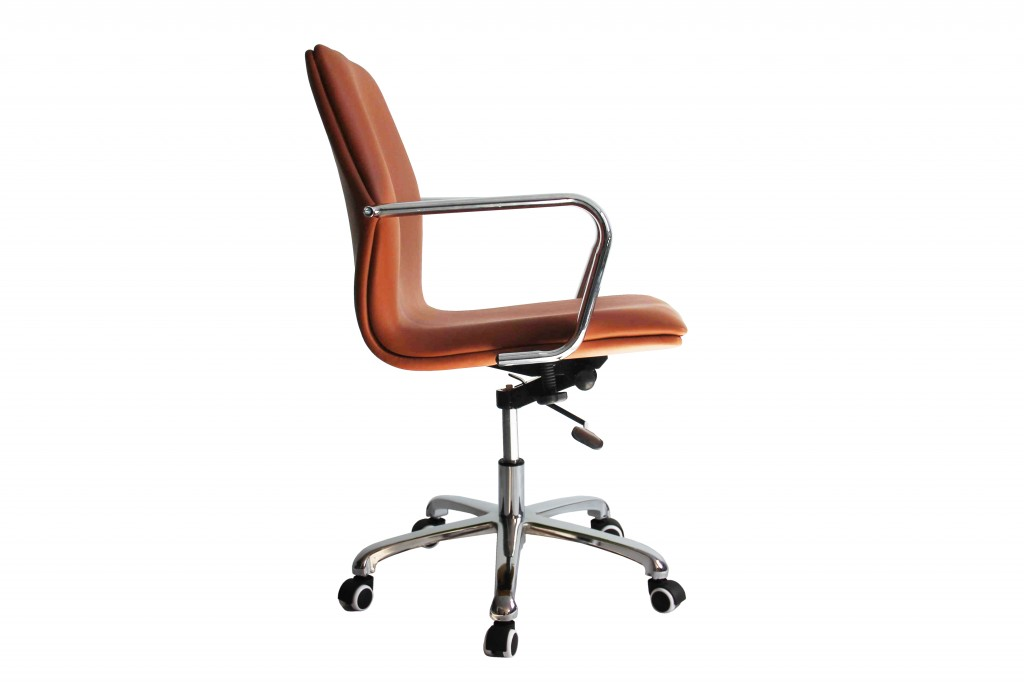 Profile Office Chair Light Brown 4