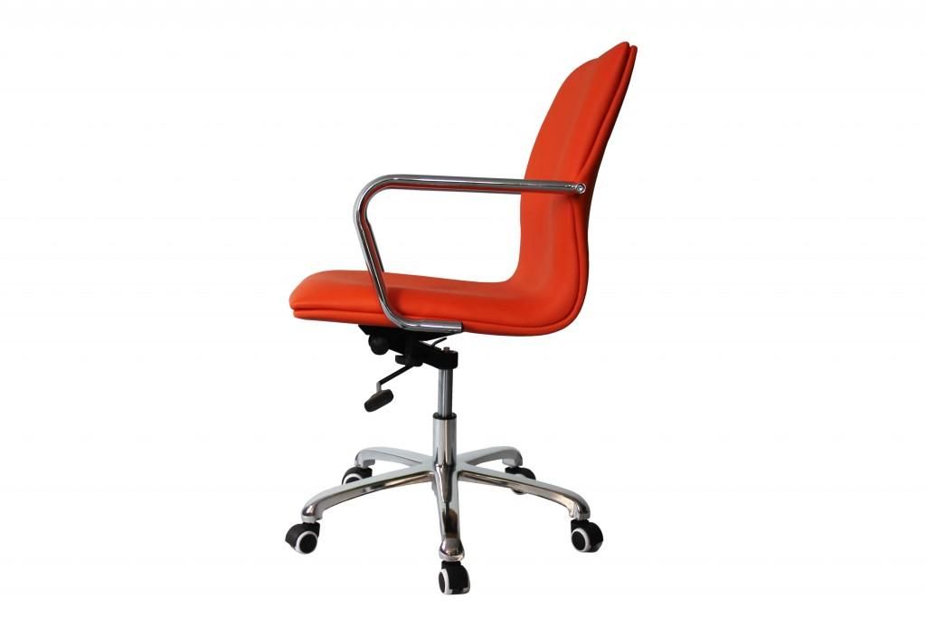 Profile Office Chair Orange 2
