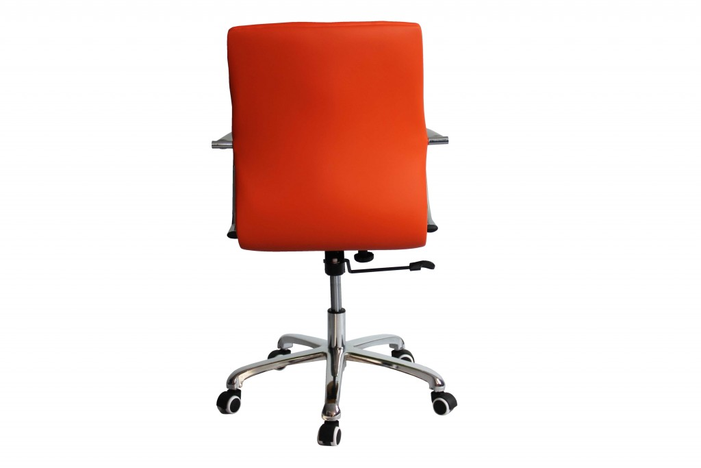 Profile Office Chair Orange 3