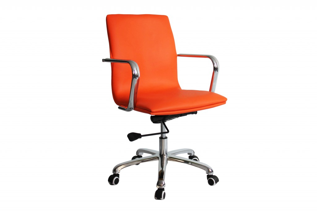 Profile Office Chair Orange 5