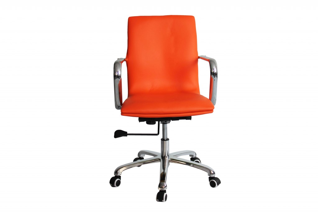 Profile Office Chair Orange 6