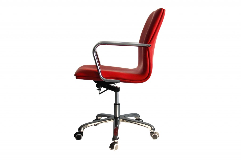 Profile Office Chair Red 5