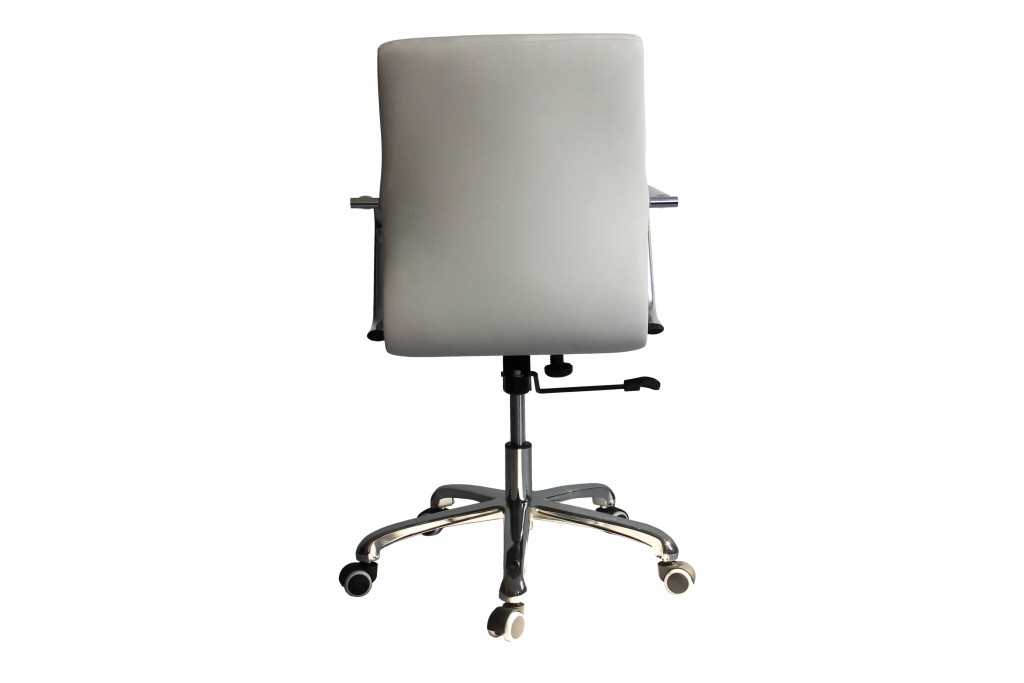 Profile Office Chair White 3