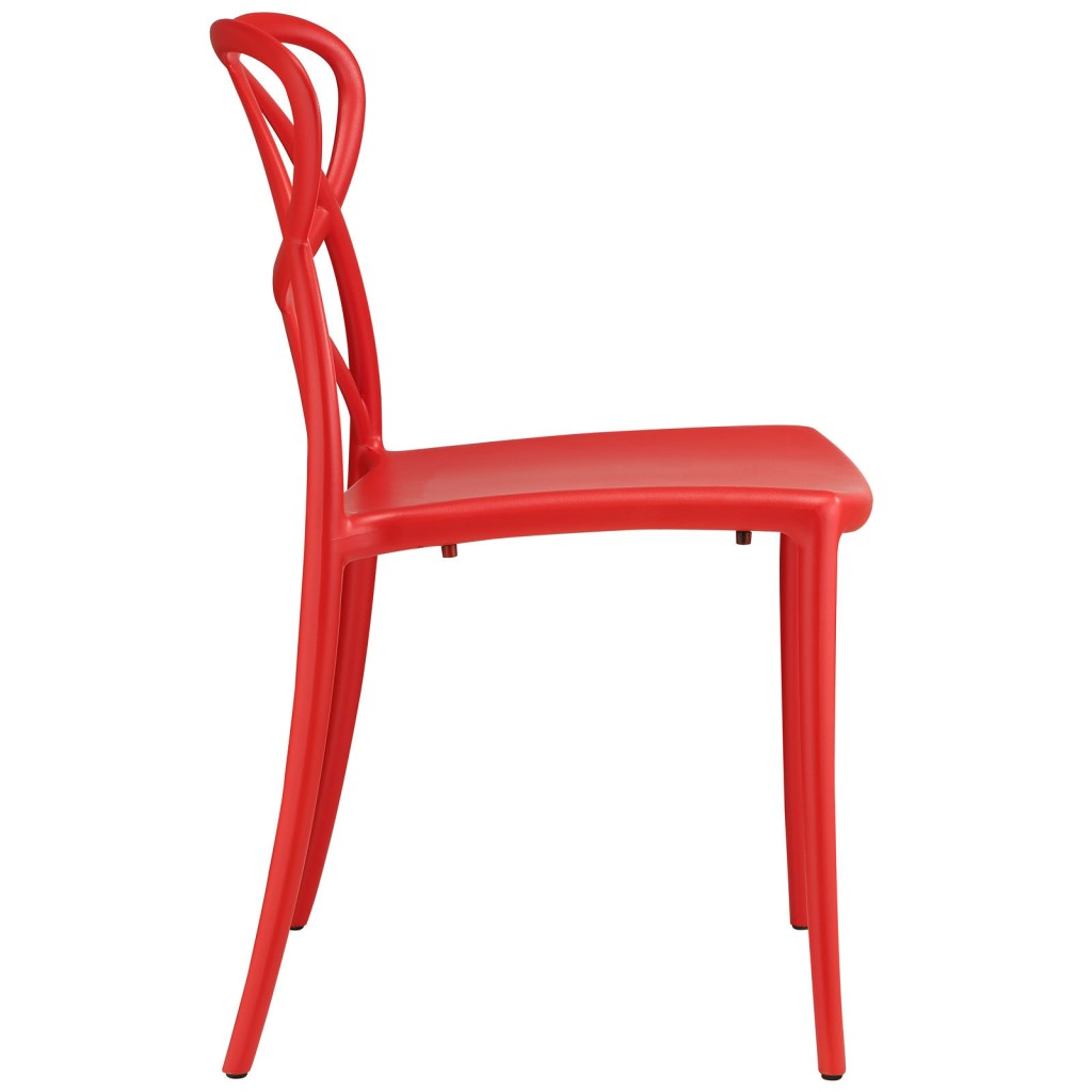 Red Atom Chair 2