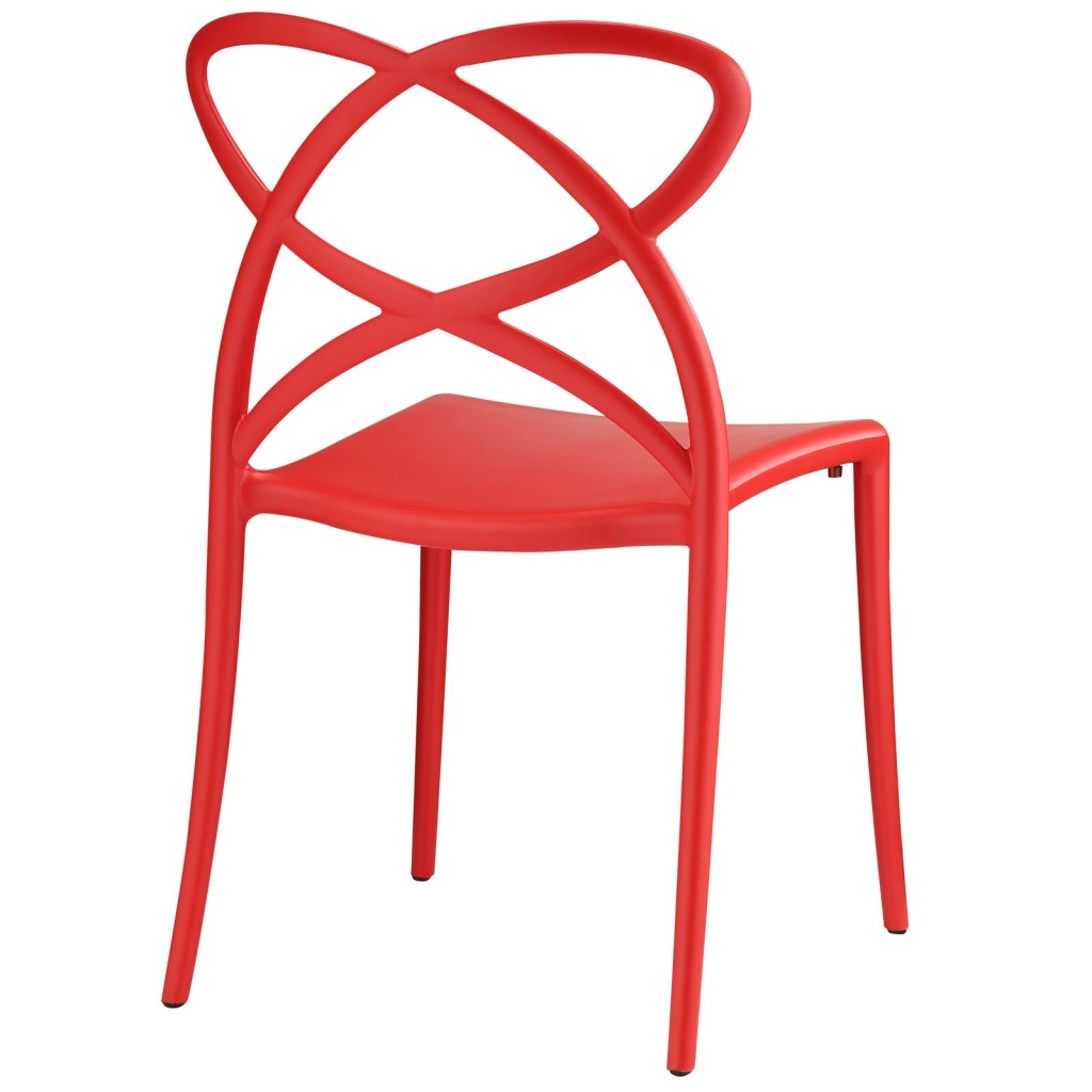 Red Atom Chair 3