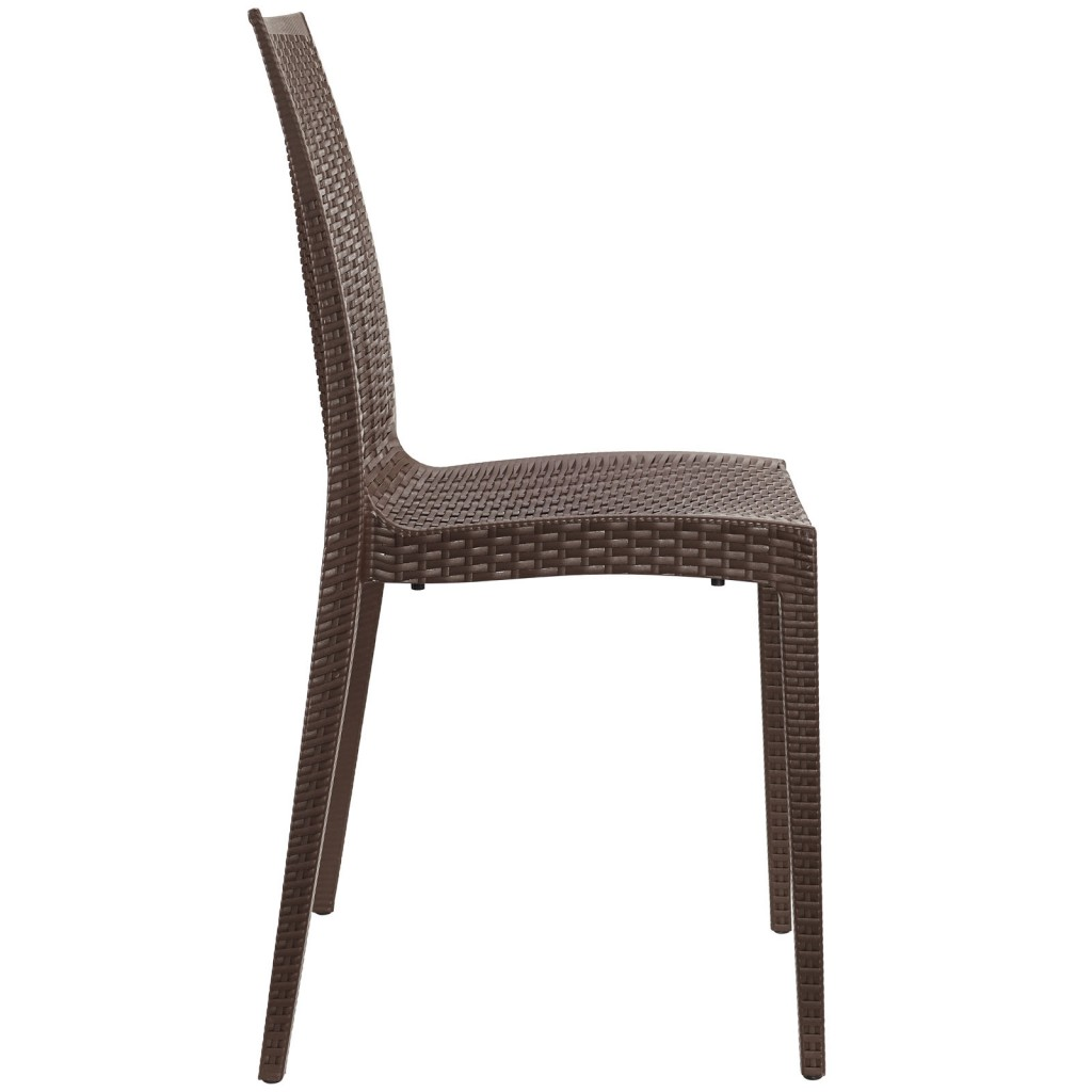 Tibi Chair Brown 2