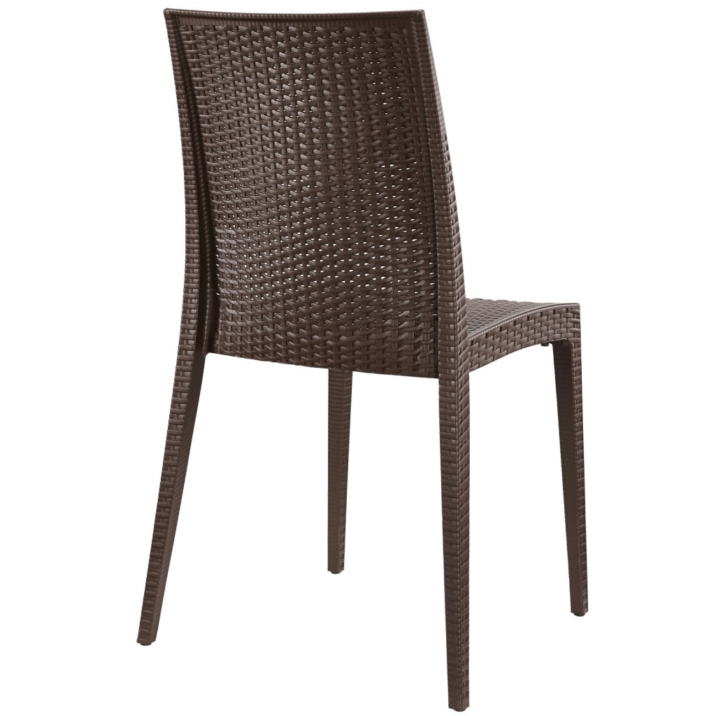 Tibi Chair Brown