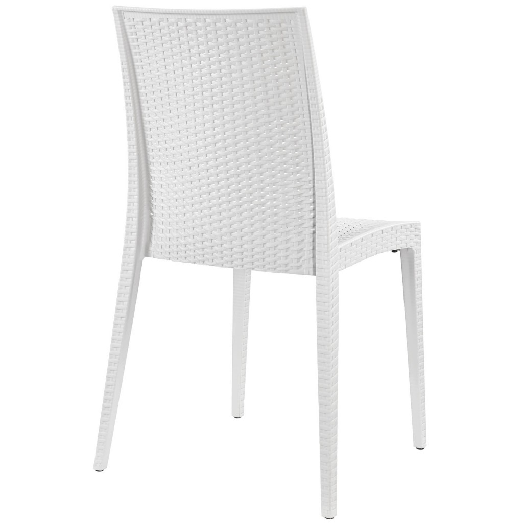 Tibi Chair White