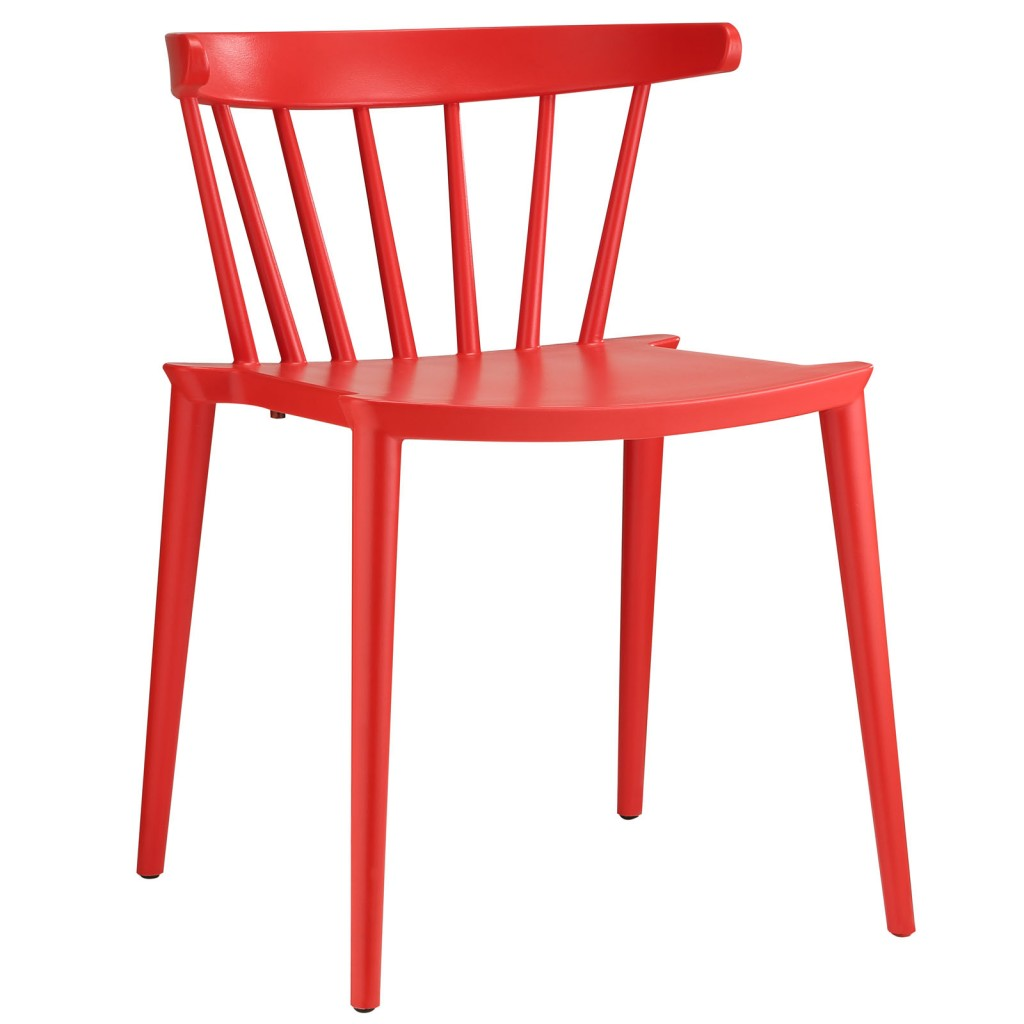 Red Doral Chair