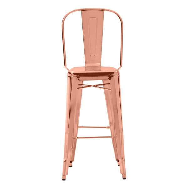 Rose Gold Barstool 3