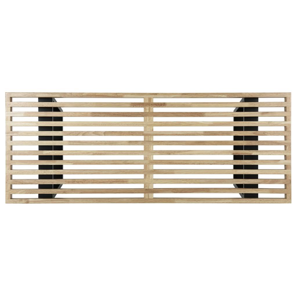 Samurai Double Slat Bench B