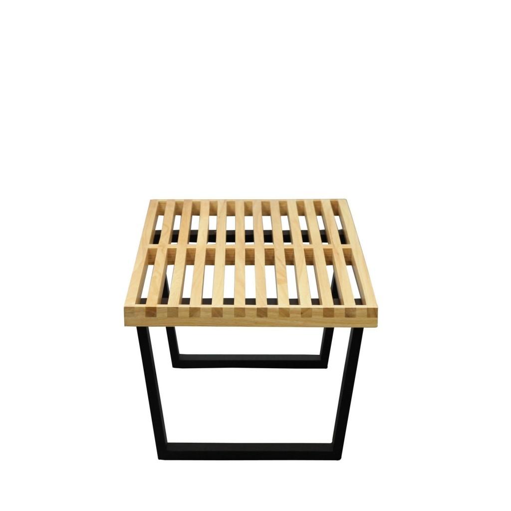 Samurai Double Slat Bench C