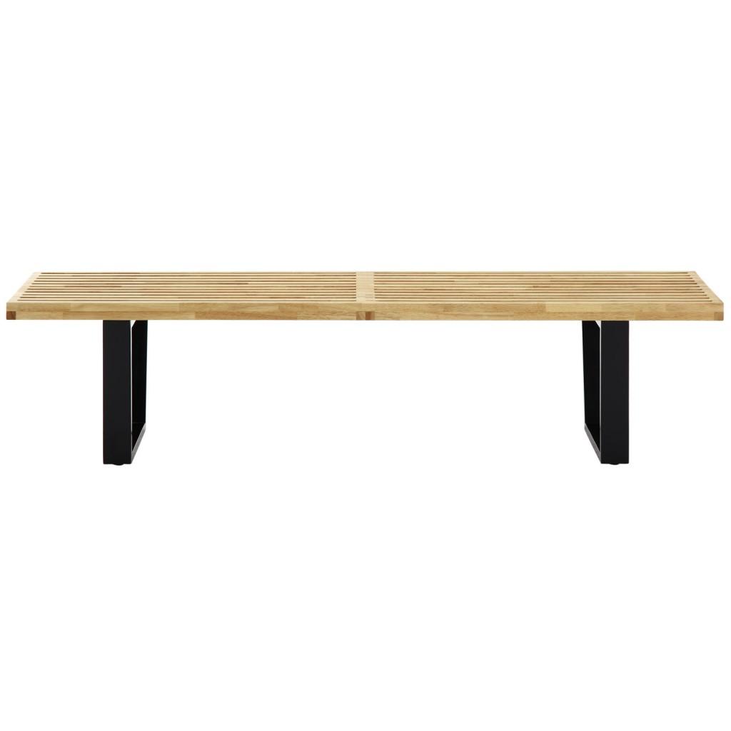 Samurai Double Slat Bench E