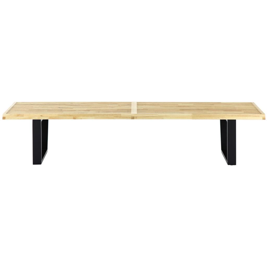 Samurai Double Slat Bench G