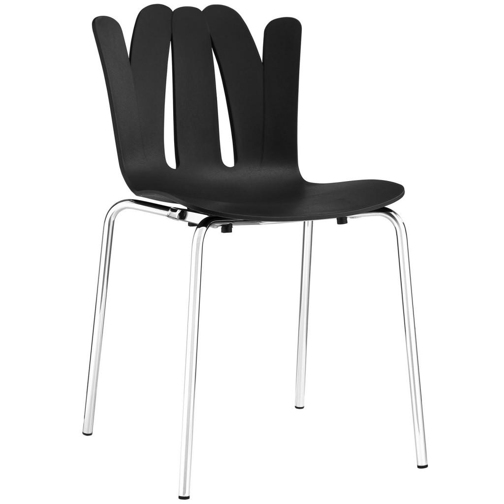 Black Hype Chair 3