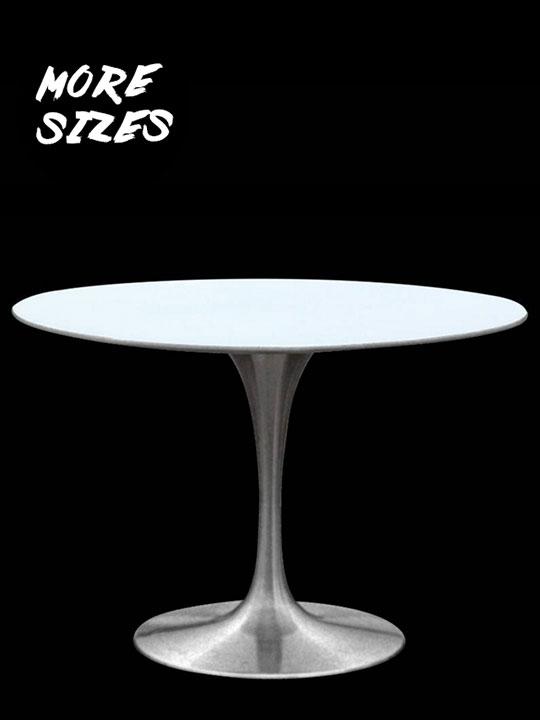 Brilliant Chrome Dining Table