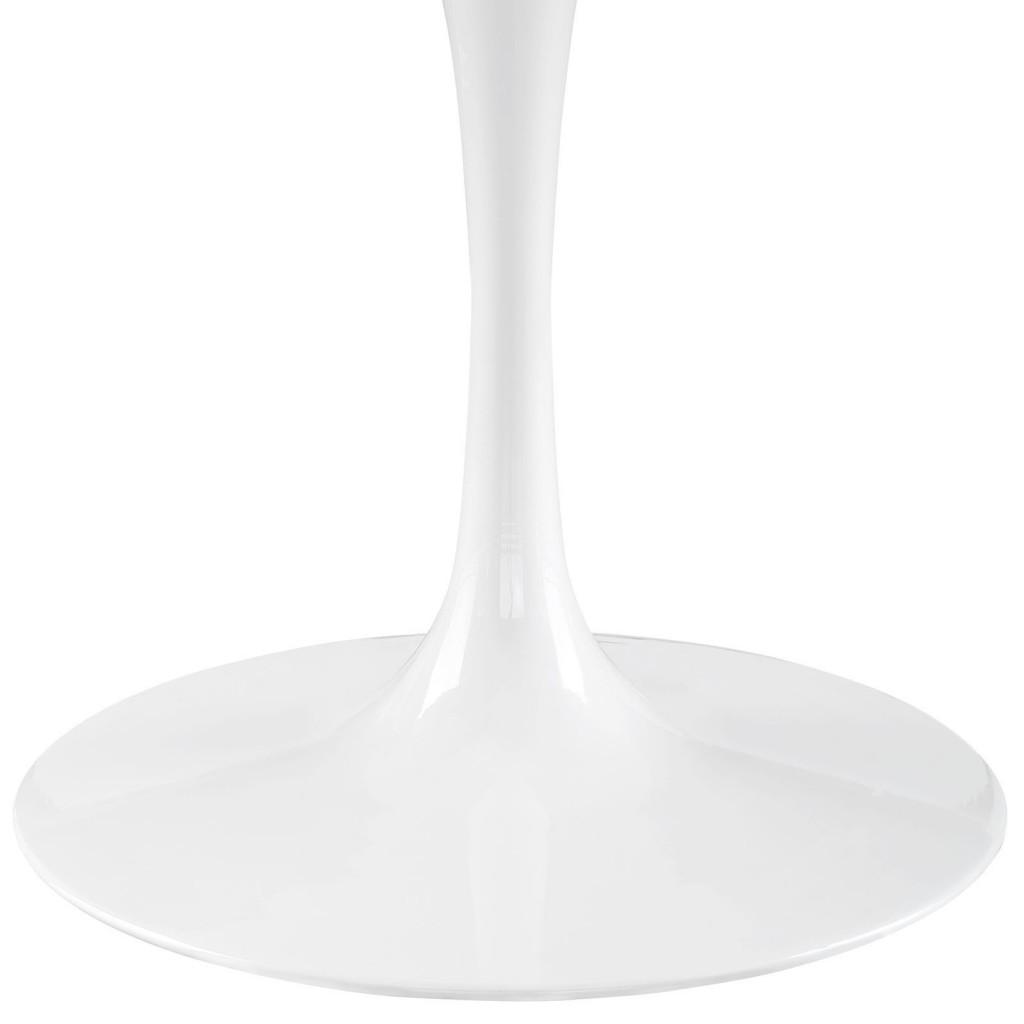 Brilliant White Tulip Table 1