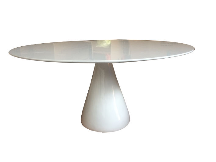 Miso White Dining Table 2