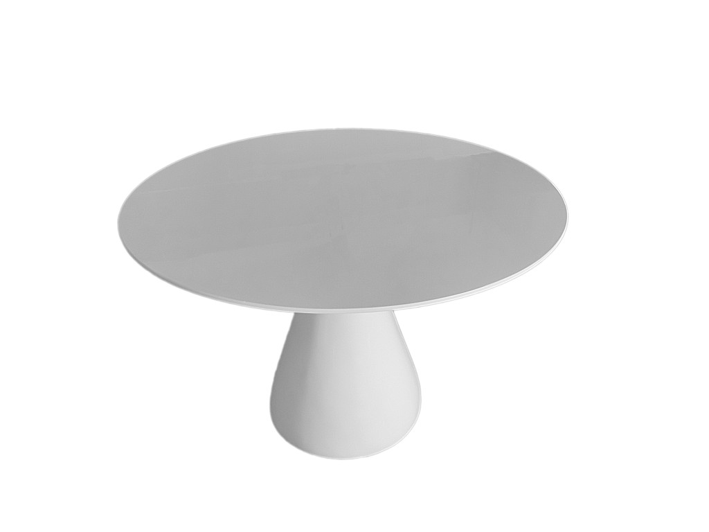 Miso White Dining Table 5