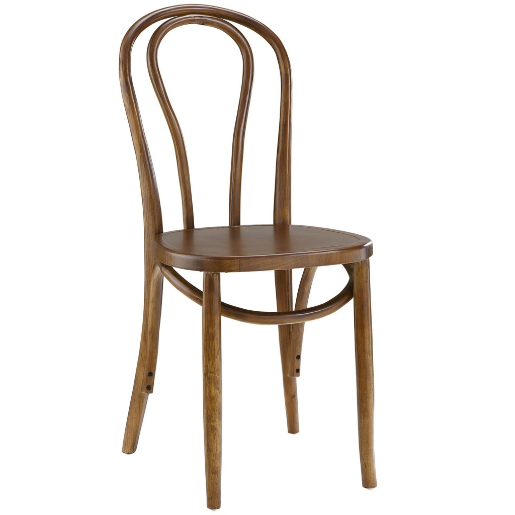 Spector Wood Chair Walnut Wood