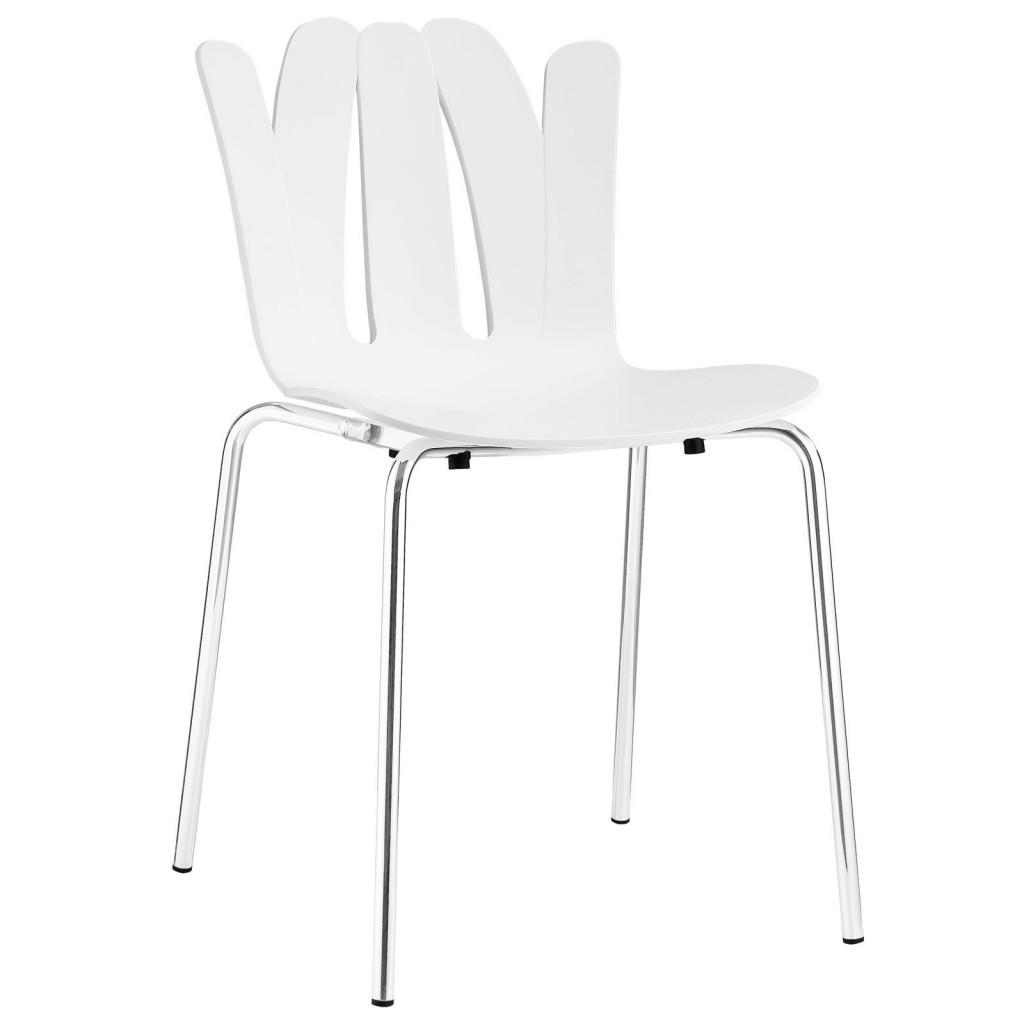 White Hype Chair 3