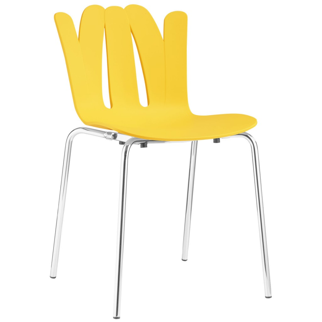 Yellow Hype Chair 3