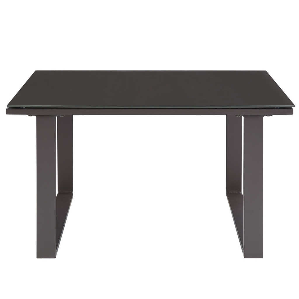 Brown Star Island Outdoor Side Table 3